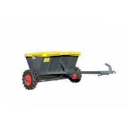 Epandeur Tracté Quad SSV Mini Tracteur Contenance 290 litres