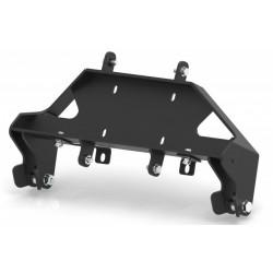 Kit de Fixation Frontal pour Godet Kit de Fixation Treuil HONDA TRX500 FA Rubicon IRS TRX500 FE FPE TRX420 FA FE FM