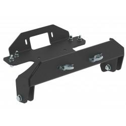 Kit de Fixation Frontal pour Godet Kit de Fixation Treuil Kawasaki KVF 750 BruteForce KVF650 BruteForce