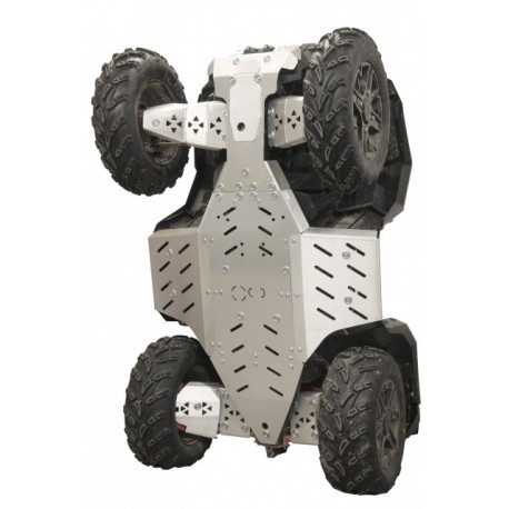 Skid Plate Full Kit Aluminium Polaris Sportsman 1000 XP 2017