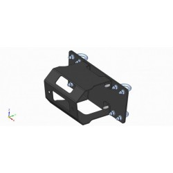 Rear Winch Mount Kit CF Moto 500 500A