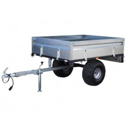 ATV Cargo Trailer homologated R1A