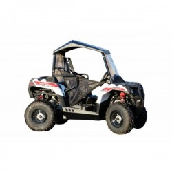 Side Protections Side Steps Aluminium Polaris ACE 325