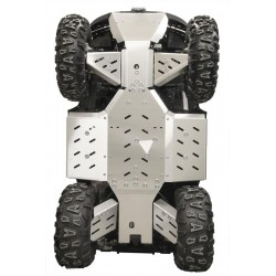 Skid Plate Full Kit Aluminium Alloy GOES Cobalt Iron