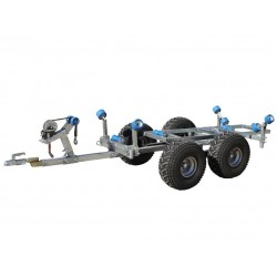 Boat carrier ATV SSV UTV