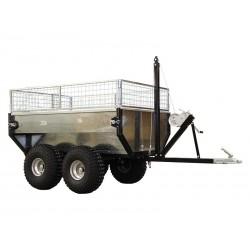 ATV Cargo Trailer Capacity 1000 kg