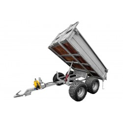 ATV Cargo Trailer Capacity 1500 kg
