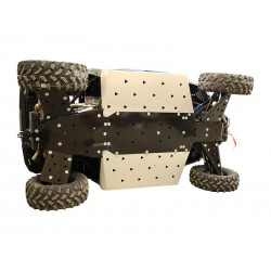 Skid Plate FULL KIT Polaris General 1000
