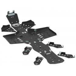 Skid Plate Full Kit HDPE Plastic CanAm Outlander 1000 G2 6x6