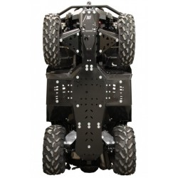 Skid Plate Full Kit HDPE Plastic CanAm Outlander 570 MAX T3 G2