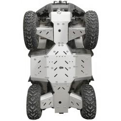 Skid Plate Full Kit Aluminium Kymco MXU 700