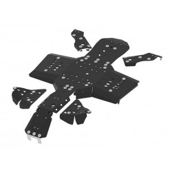 Skid Plate Full Kit HDPE Plastic CanAm Outlander 650 850 1000 G2 2019