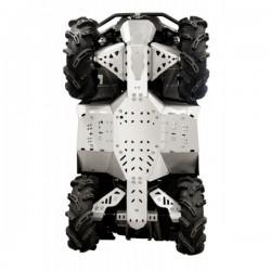 Skid Plate Full Kit Aluminium Alloy CanAm G2 Outlander MAX 500 MAX 570 MAX 650 MAX 800 MAX 850 MAX 1000