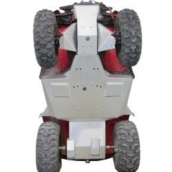 Skid Plate Full Set Aluminium Honda TRX420 FE-FM