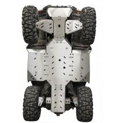 Skid Plate Full Kit Aluminium CF Moto CFORCE 850 CFORCE 800 XC CFORCE 1000