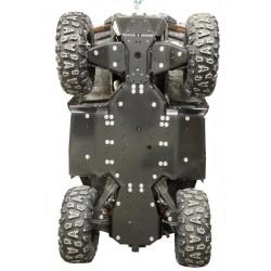 Protection Intégrale Plastique Alu CF Moto CFORCE 850 CFORCE 800 XC CFORCE 1000