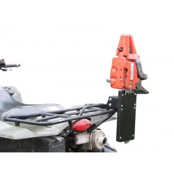 Universal Chainsaw Holder ATV