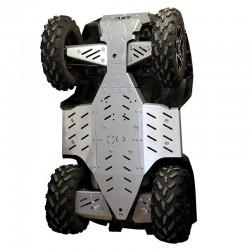 Skid Plate Full Kit Aluminium Polaris-Sportsman 1000 Touring