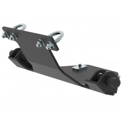 Front Mount Plow BUCKET Mounting Kit Polaris RZR 570