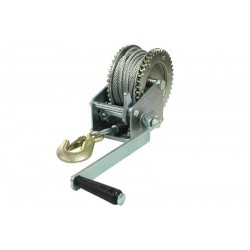 Manual winch For Crane ATV SSV Timber Trailer