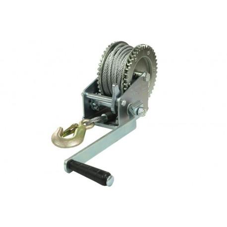 Manual winch For Crane ATV SSV Timber Trailer