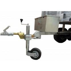 Béquille pour Remorque Capacité 1500 kg Quad SSV UTV