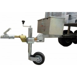 Support Leg ATV SSV Trailer 1500 Kg