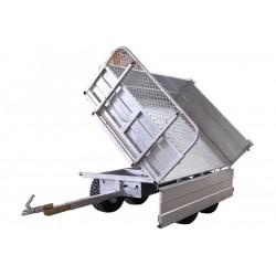 ATV Cargo Trailer 3 Way Capacity 1500 kg