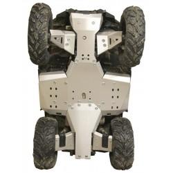 Skid Plate Full Kit Aluminium Polaris Sportsman 570 SP 570 Trail 2021