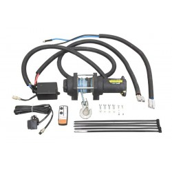 Electric Winch Kit Trailer 23.3100